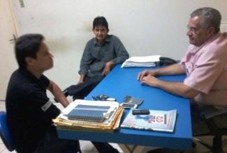 Secretaria de Serviços Públicos de Penedo prepara campanha ambiental