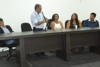 Secretário de Governo prestigia posse da nova diretoria da CDL-Penedo