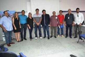 Prefeito Marcius Beltrão participa da apresentação de portfólio de serviços do Sistema FIEA