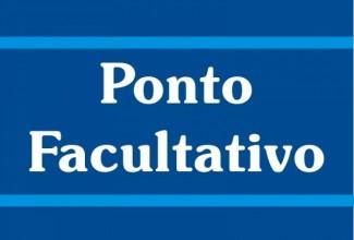 Prefeitura decreta ponto facultativo nos órgãos públicos municipais na próxima segunda (20)