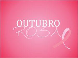 Outubro Rosa ilustração